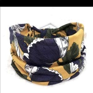 NWT 🌸New Fashion Wide bohemian cotton headband